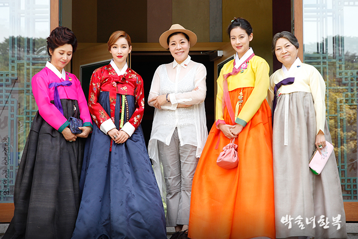 박술녀 한복   MBC DRAMA